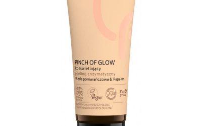 OnlyBio Pinch Of Glow Rozświetlający peeling enzymatyczny TUBA 75 ml