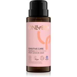 OnlyBio Sensitive Care Łagodzący płyn micelarny 300 ml Kosmetyki naturalne w UK Dunia Organic